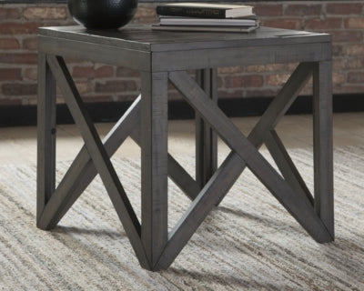 Haroflyn Signature Design by Ashley End Table
