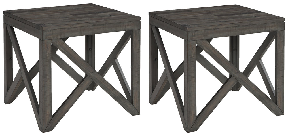 Load image into Gallery viewer, Haroflyn Signature Design 2-Piece End Table Set