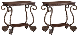 Load image into Gallery viewer, Rafferty 2-Piece End Table Set