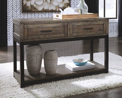Johurst Signature Design by Ashley Sofa Table