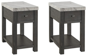 Vineburg 2-Piece End Table Set