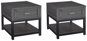 Load image into Gallery viewer, Caitbrook Signature Design 2-Piece End Table Set