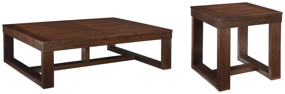 Watson Signature Design 2-Piece Table Set