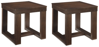 Watson Signature Design 2-Piece End Table Set