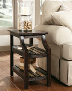 Mestler Signature Design by Ashley End Table Chair Side
