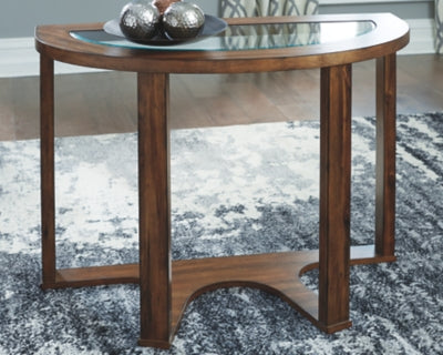Hannery Signature Design by Ashley Sofa Table
