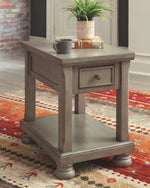 Lettner Signature Design by Ashley End Table