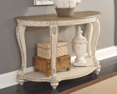 Realyn Signature Design by Ashley Sofa Table