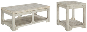 Fregine Signature Design 2-Piece Table Set
