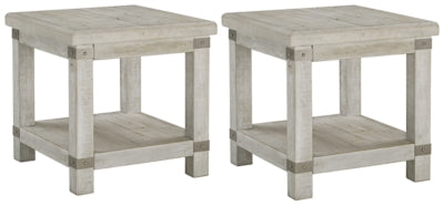 Load image into Gallery viewer, Carynhurst Signature Design 2-Piece End Table Set
