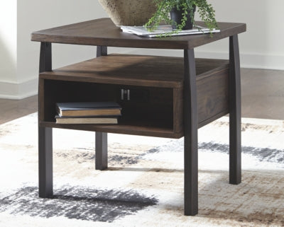 Vailbry Signature Design by Ashley End Table