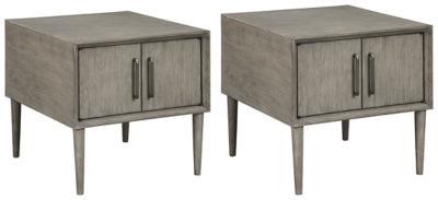 Asterson Signature Design 2-Piece End Table Set