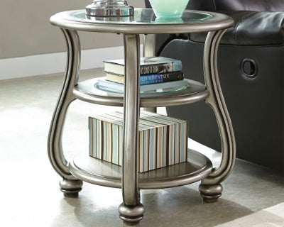 Coralayne Signature Design by Ashley End Table