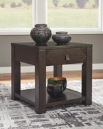 Tariland Signature Design by Ashley Square End Table