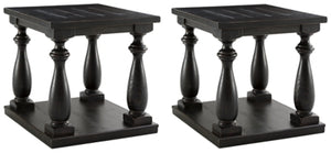 Load image into Gallery viewer, Mallacar Signature Design 2-Piece End Table Set