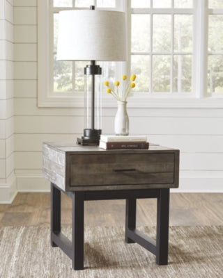 Mondoro Signature Design by Ashley End Table