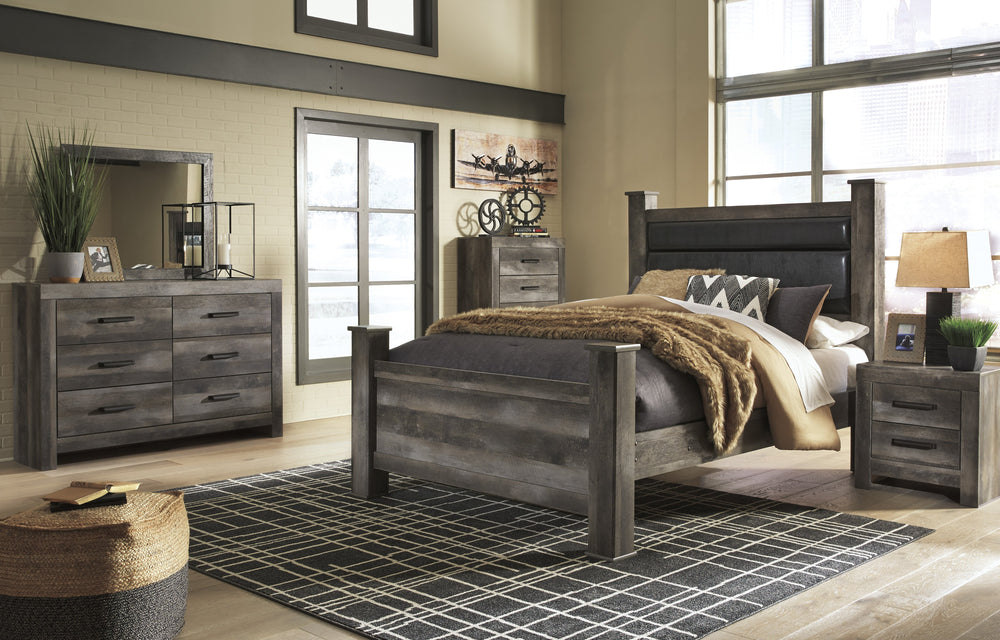 Load image into Gallery viewer, Wynnlow Signature Design 5-Piece Bedroom Set