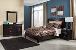 Zanbury Signature Design 5-Piece Bedroom Set