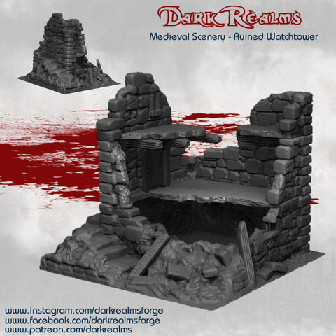Ruined Watchtower