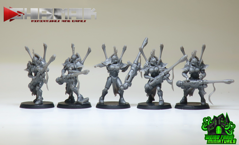 Space Elves - Dragon Squad