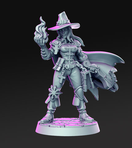 Salome - Witch Hunter - 32mm