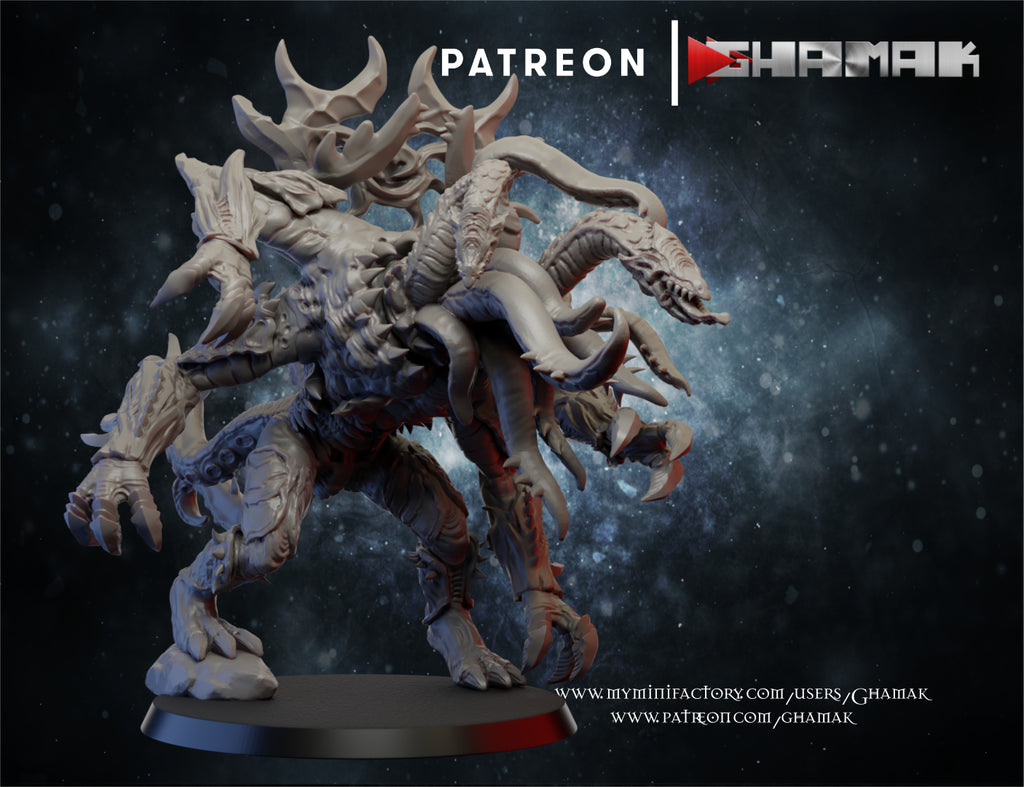 Miniatures - Maw of Akaan - Daemon Legions (DL) - The 9th Age