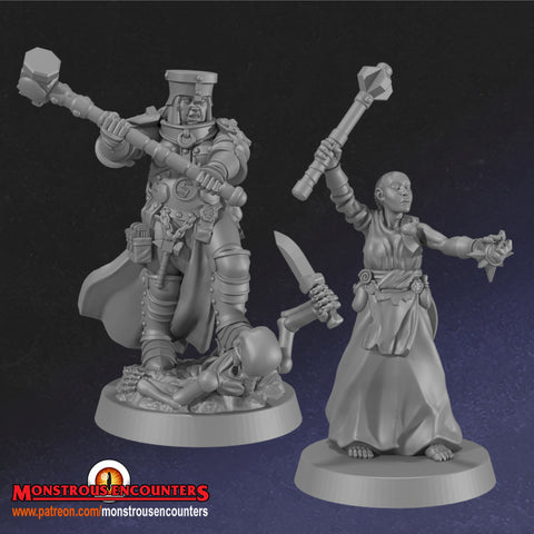 Sisters of Sigmus Matriarch and Augur