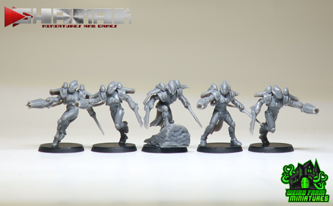 Space Elves - Spider Squad