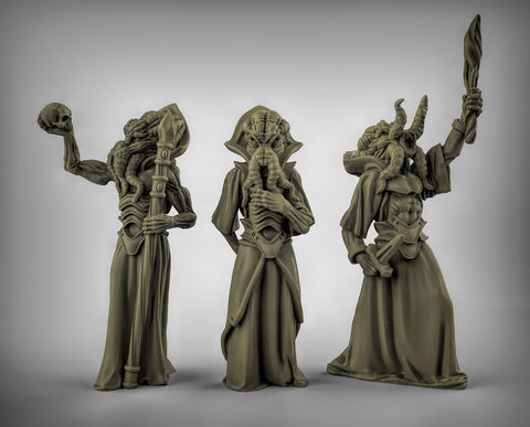 Cthulhu Cultists