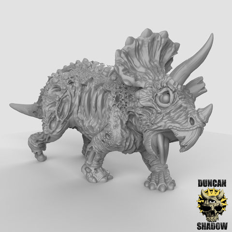Undead Triceratops