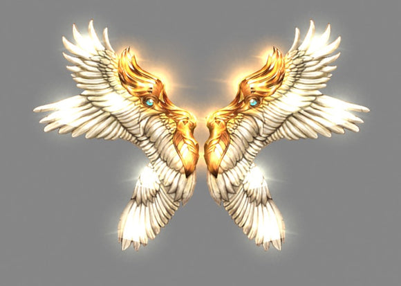Angelic 4th Wings (ALL CLASS)