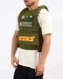 ICONS VEST - Color: OLIVE