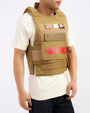 ICONS VEST - Color: BEIGE