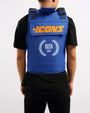 ICONS VEST - Color: BLUE