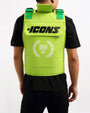 ICONS VEST - Color: GREEN