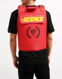ICONS VEST - Color: RED