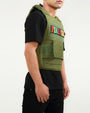 FINESSIN PLAY VEST (841/916)-COLOR: OLIVE