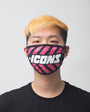 Icons Face Mask