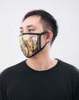 Forest Camo Face Mask