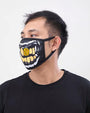 Golden Smile Face Mask