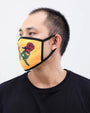 WAR OF THE ROSES FACE MASK
