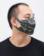 TIGER CAMO FACE MASK