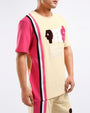 BIG AND TALL PAIDBY THE STREET SHIRT-COLOR: BEIGE