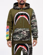 TIGER SHARKMOUTH HOODY