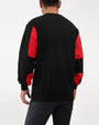 BIG V POCKET CREWNECK SWEATSHIRT