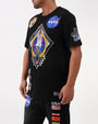 THE MEATBALL SPACE SUITE BIG PATCH TEE