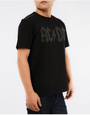 ACDC BANK IN BLANK STONES SHIRT