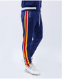 SIDE STRIPE PASTEL TRACK PANT