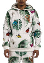 HDSN FOLIAGE AND BUGS HOODY