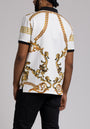ORNAMENT POLO SHIRT